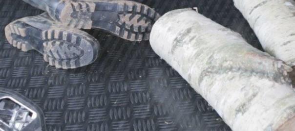 Ein Blick auf die Kofferraummatten von Lovauto