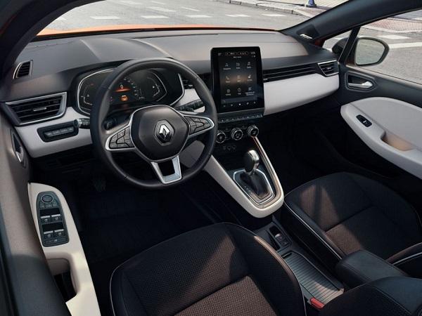 new Clio 5 2019 Lovauto