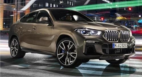 frankfurt 2019 BMW X6